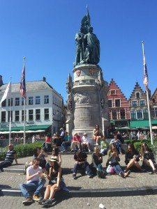 Brügge - wunderschöne Stadt in Belgien (Bild Stieger)