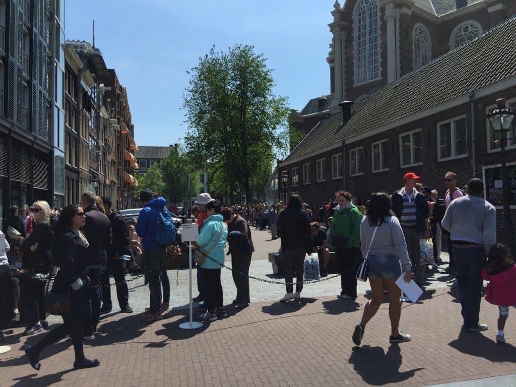 Porträt Amsterdam Eine faszinierende Stadt mit unzähligen