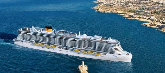 Vom grössten Kreuzfahrtschiff der Welt bis zur Expeditions-Yacht: 70 neue Schiffe geplant