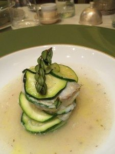 Kulinarische Köstlichkeiten im L'Olivio (Bild Stieger)