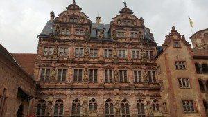 Schloss Heidelberg, eines der schönsten Kultur-Denkmäler in Deutschland