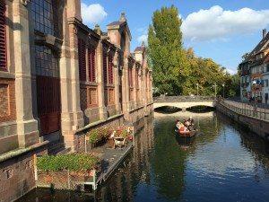 Colmar, wird gerne auch als Klein-Venedig bezeichnet