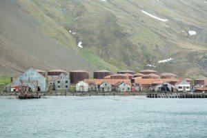 Walfangstation Stromness Südgeorgien (Bild Gemperle)
