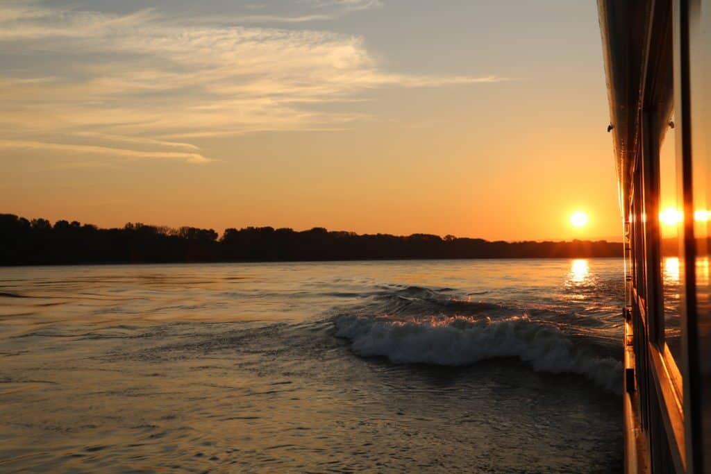 Auf Wiedersehen wunderschönes, faszinierendes Donau Delta (Bild Stieger)