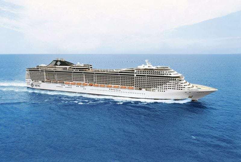 Hotelplan Kunden mögen Kreuzfahrten und vorallem die MSC ...