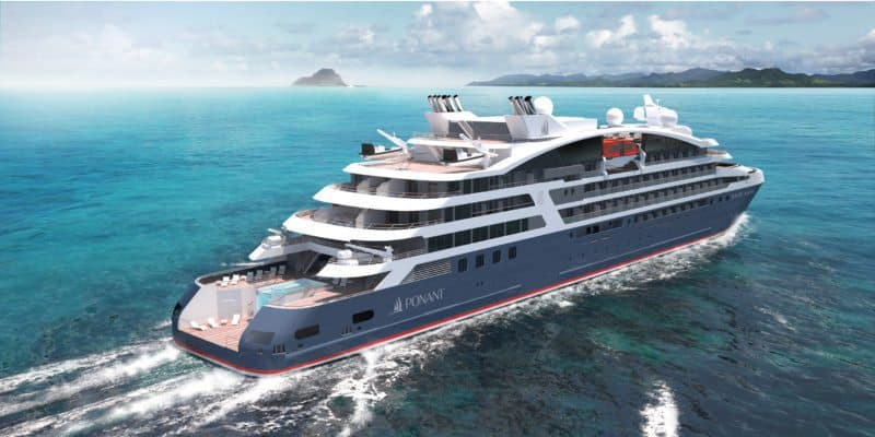 Luxusyachten  Ponant widmet die vier neuen Luxus-Yachten französischen ...