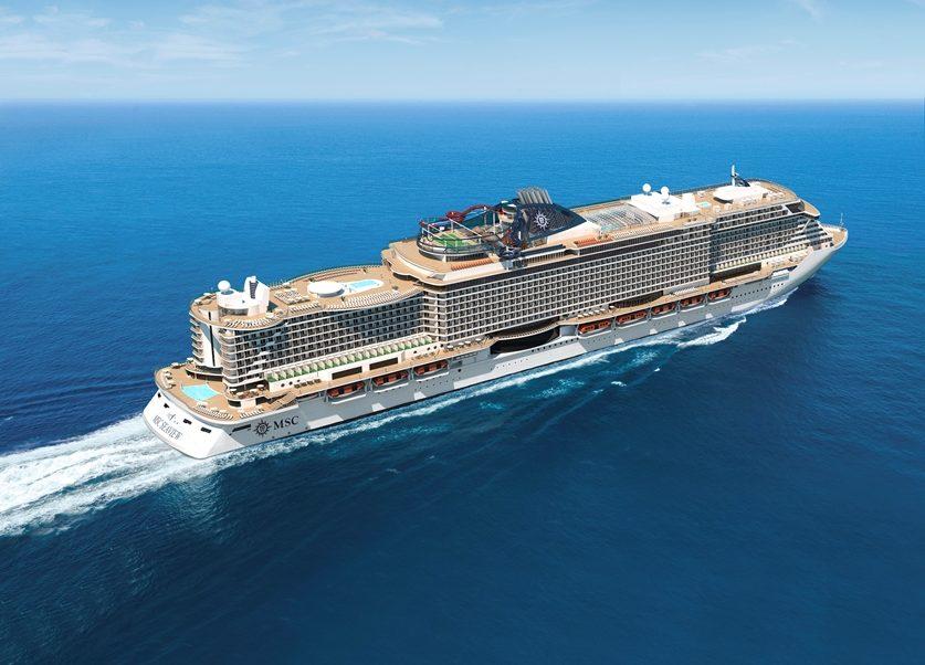20. Musi auf See: Jubiläums-Kreuzfahrt mit der MSC Seaview