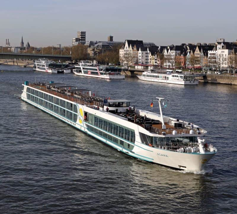 Lust auf Fluss – Die aufregendsten Flussrouten durch Europa