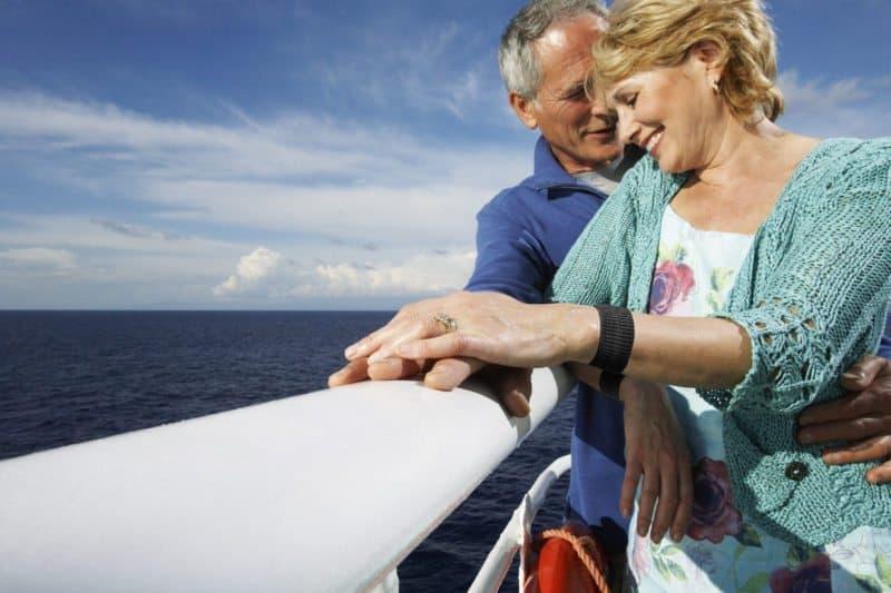 Reisezeit = Kreuzfahrtzeit = Seekrankheit?