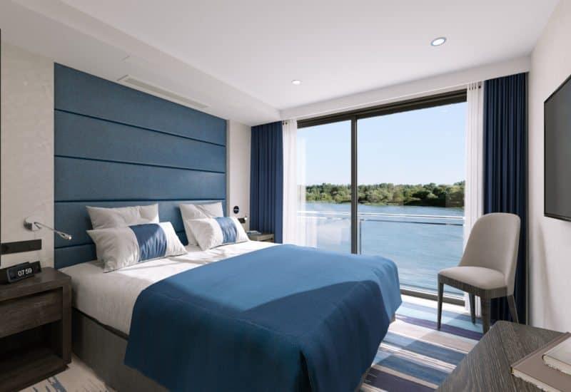 nicko Cruises erhält neues 5 Sterne Flusskreuzfahrtschiff Nicko Vision