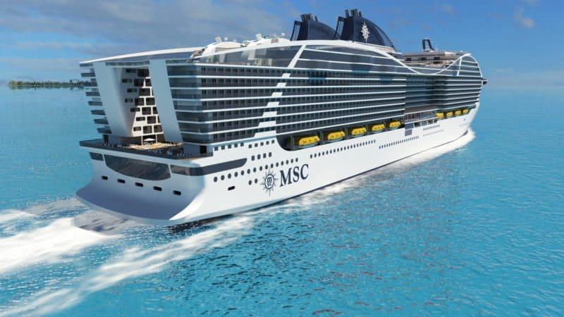 75 neue Kreuzfahrtschiffe für 47,6 Mrd. Dollar sind bestellt