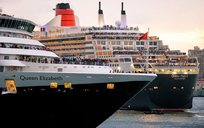 Porträt Cunard: Königinnen der Meere bieten unvergessliche Momente