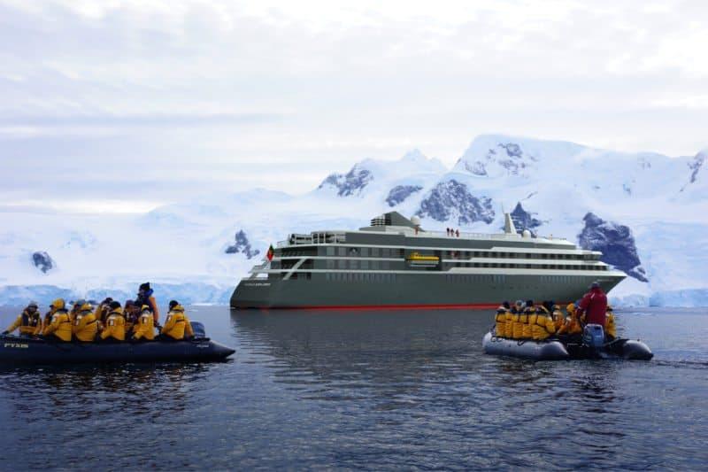 Viel erleben, bequem genießen – mit nicko Cruises demnächst auch auf den Weltmeeren