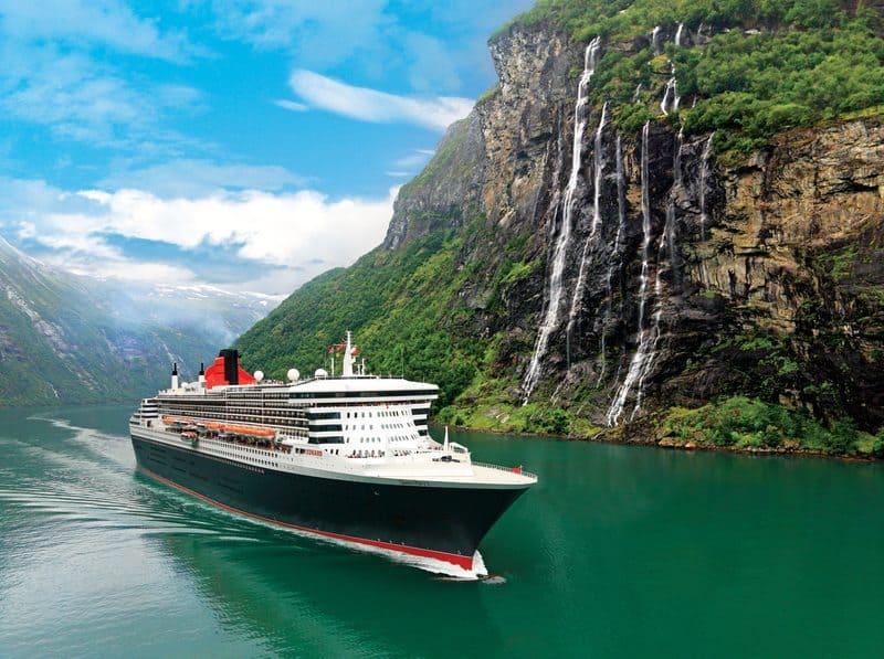 Neu bei Cunard Line: Trauung gleichgeschlechtlicher Paare