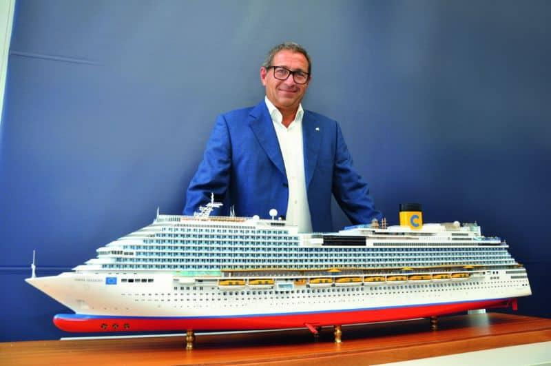 Die neuen Costa Schiffe bieten Leidenschaft, Qualität, Gastfreundschaft und Stil