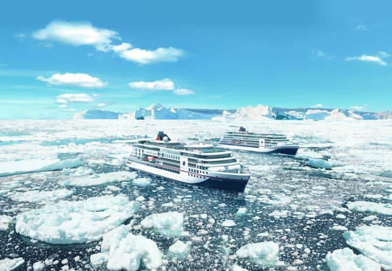 Hapag-Lloyd Cruises erhält 2021 drittes Expeditionsschiff