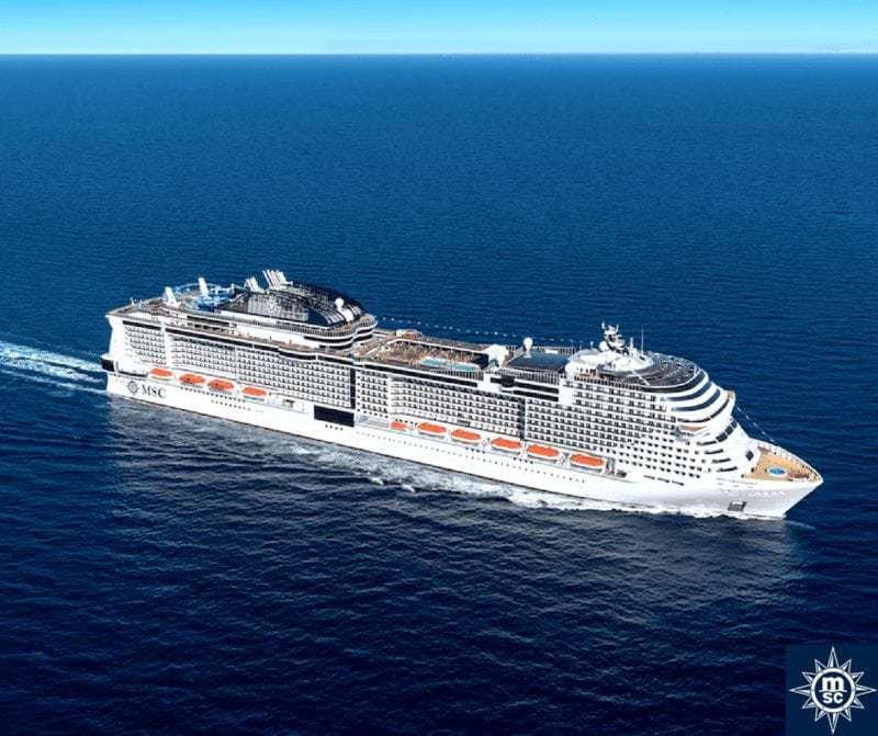 MSC positioniert 11 Schiffe im Mittelmeer – darunter auch die neue MSC Grandiosa