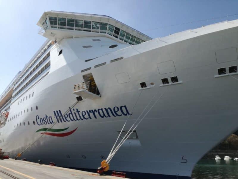 Höhepunkte rund um England und Irland mit der Costa Mediterranea