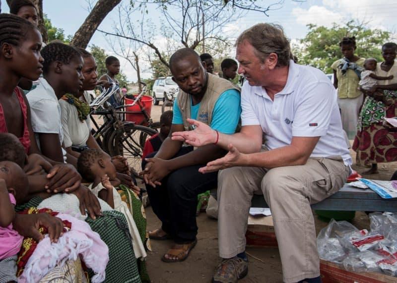 MSC Spenden haben schon über 81.000 Kindern und ihren Familien in Afrika geholfen