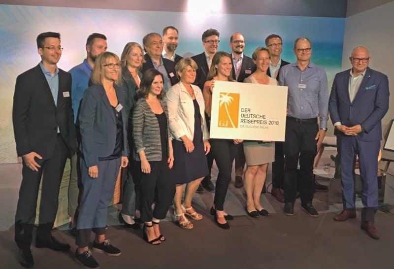 Costa für nachhaltiges Lebensmittelkonzept mit Reisepreis 2018 ausgezeichnet
