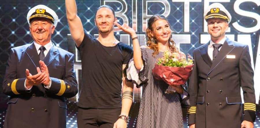 Gil Ofarim Und Ekaterina Leonova Gratulieren Aida Perla Zum Ersten