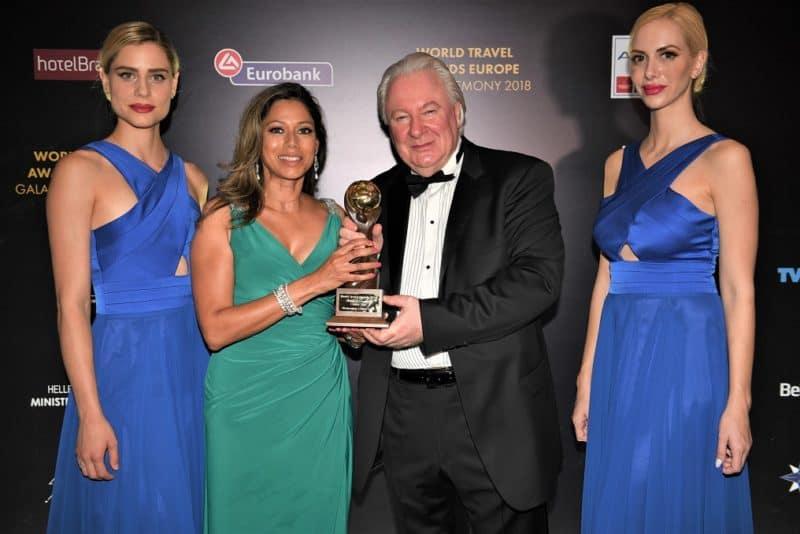 11. Auszeichnung als Europe's Leading Cruise Line für Norwegian Cruise Line