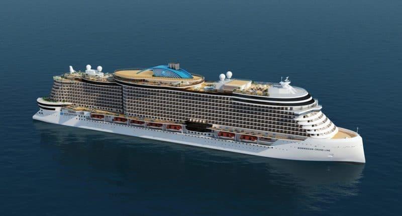 Norwegian Cruise Line bestellt zwei weitere Schiffe der Leonardo Klasse
