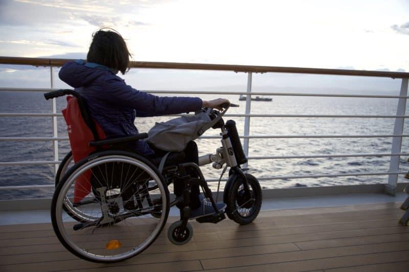 Landausflüge für Gäste mit Behinderungen auf der Costa Diadema