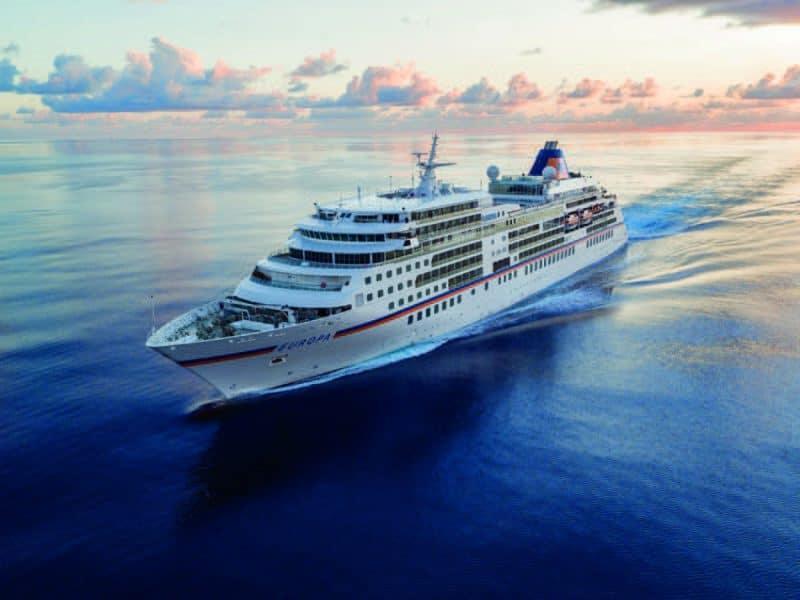 MS Europa 2 und MS Europa verteidigen Bestnote Fünf-Sterne-Plus im Berlitz Cruise Guide 2019