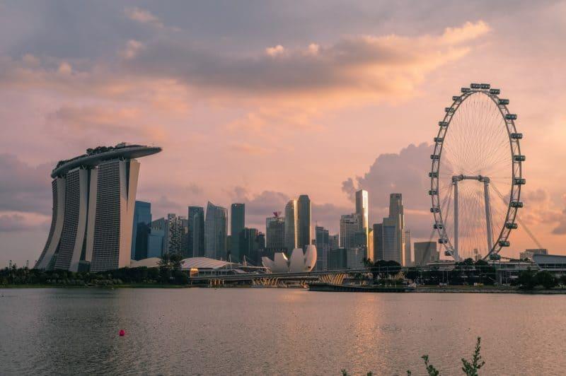 Costa baut Partnerschaft mit Singapur dem Tor zu Südostasien aus