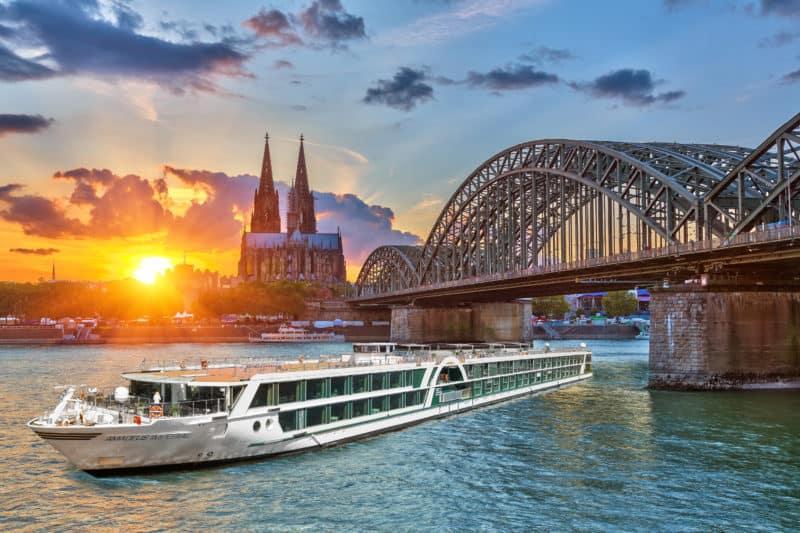 Lüftner Cruises erhält 2020 mit Amadeus Imperial weiteres 5-Sterne-Flussschiff