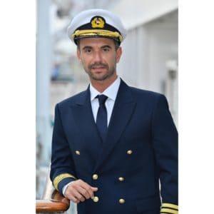 Florian Silbereisen ist als Max Parger neuer Kapitän auf dem Traumschiff (Foto ZDF - Dirk Bartling)