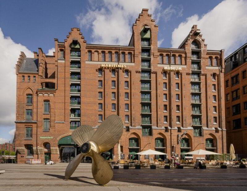 Das Internationale Maritime Museum Hamburg ist das beliebteste Museum in der Hansestadt (Foto IMMH)