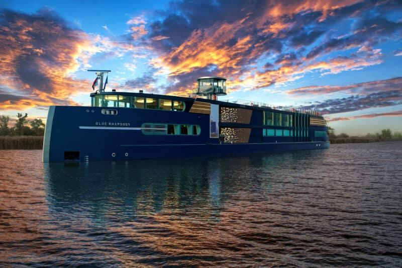Die erste Fahrt der DSDS-Jury Castings mit der Blue Rhapsody startet am 14. September (Foto Robert aarts Photography)