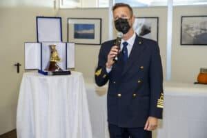 Kapitän Alessandro Zanello (Foto Silversea Cruises)
