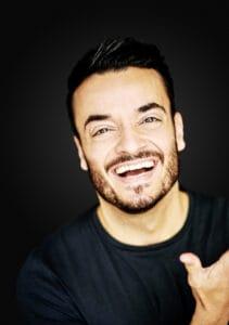 Schlager Shooting Star Giovanni Zarella lädt an Weihnachten auf die Europa 2
