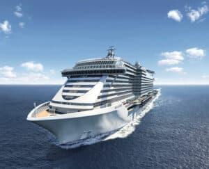 Karibische Sonne lässt sich in der Wintersaison 2021/22 mit der MSC Seashore geniessen (Foto MSC Cruises)